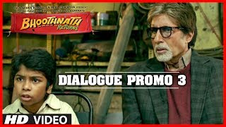 Koi Degree Nahi Chahiye - Dialogue Promo 1 - Bhoothnath Returns