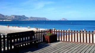 preview picture of video 'PLAYA del RACÓ del ALBIR  L'Alfás del Pi  Alicante  Spain'
