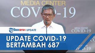 Update Covid-19 di Indonesia 28 Mei 2020: Total 24.538 kasus, Bertambah 687, Terbanyak dari Jatim