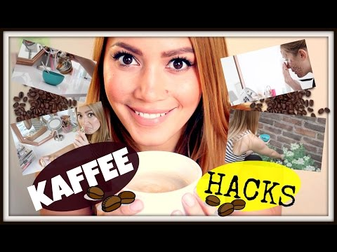 ☕️  Kaffee Hacks - Kaffeesatz nicht wegwerfen! | funnypilgrim
