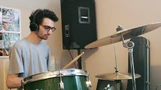 The Prowl - Dan Auerbach Isolated Drum Cover