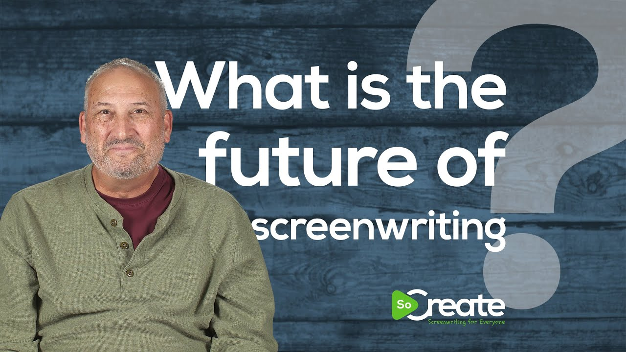 What is the Future of Screenwriting? Veteran TV Ross Brown Says There's Good News Ahead for Creators