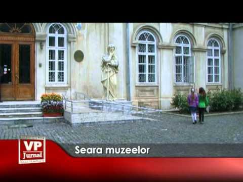 Seara muzeelor
