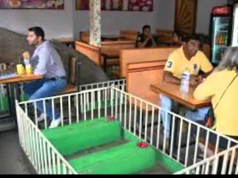 Video HEBOH!! Kuburan Di dalam RESTORAN, Lihat VIDEONYA