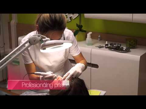 Permanentný make-up, Veronika Kocianová, Tetovanie permanentného make-upu bez bolesti
