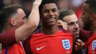 Euro 2016 Marcus Rashford In England Squad  Townsend And Drinkwater Miss Out