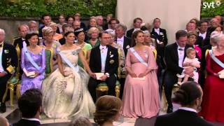Salem Al Fakir   Fix You (Coldplay) | Royal Wedding Of Prince Carl Philip