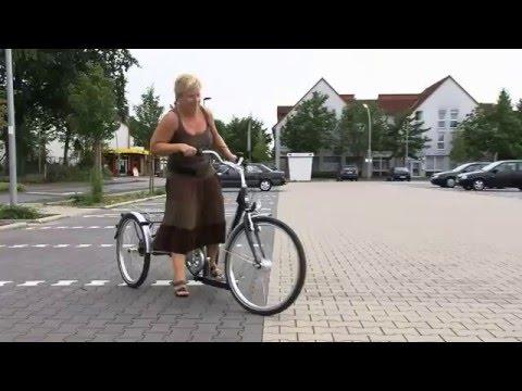 Dreirad Leitfaden