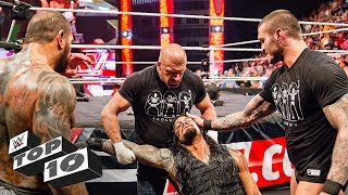 Factions that went to war: WWE Top 10, July 29, 2019