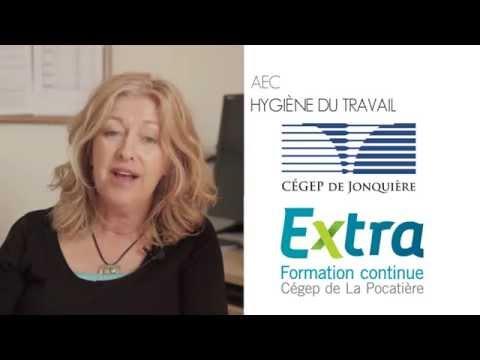 AEC | Hygiène du travail (Formation à distance)