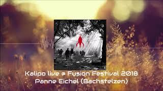 Kalipo @ Fusion Festival 2018 (Bachstelzen)