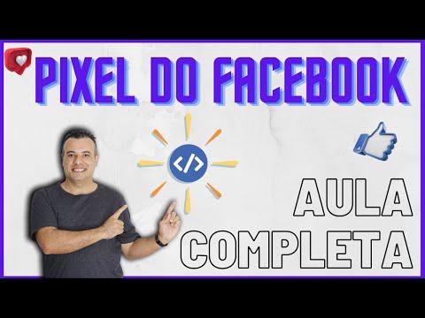 Aprende de Uma  Vez por Todas Tudo Sobre [Pixel do Facebook] Aula Completa com Passo a Passo