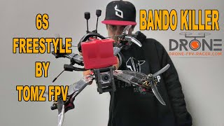 Lethal Conception - Bando Killer 6S FreeStyle Fpv Drone by Tomz Fpv