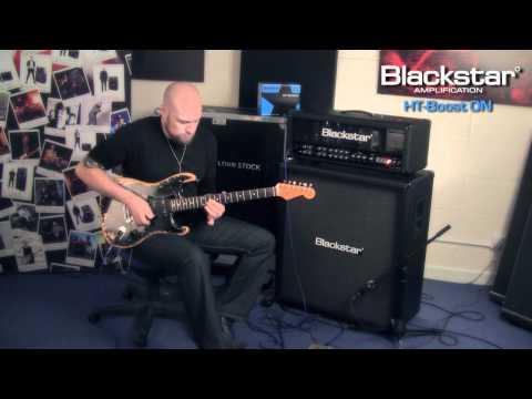 BLACKSTAR HT-BOOST Kytarový efekt