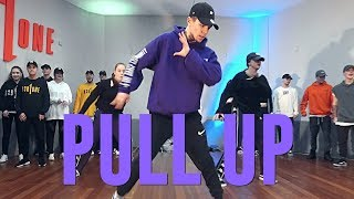"Chris Brown ""PULL UP"" Choreography by Bence Kalmar"