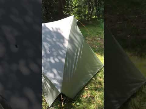 Bikepacking Tarp Tent