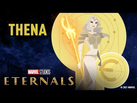 Meet the Eternals: Thena