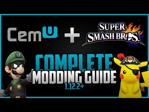 How To Mod In Cemu Tutorial Guide