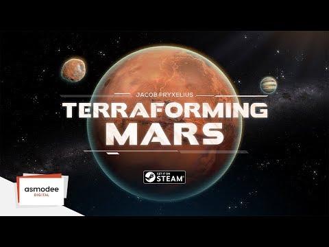 Trailer de Terraforming Mars