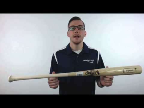 Louisville Slugger Limited Edition Ash Fungo Wood Baseball Bat: K100LE