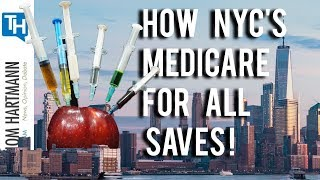 How NYC's Medicare For All Could Save Tax Payers (w/ Richard Wolff) 2019