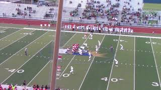 Game 2 - 2017 - Lake Dallas Falcons vs  Frisco Centennial Titans
