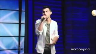 Joe Jonas~ I'm Sorry [Live On Regis and Kelly]