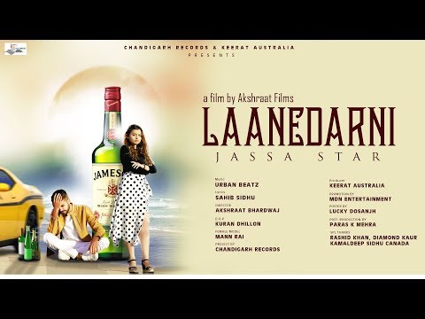 Laanedarni : Jassa Star |  Official Full Song  | New Punjabi song 2019 | Chandigarh Records