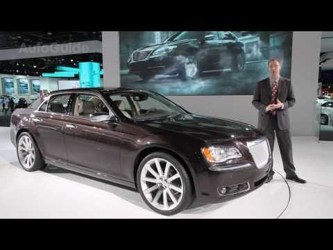 NAIAS Detroit 2011: 2011 Chrysler 300C Review