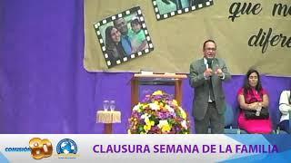 Ruben Mendez - Clausura Semana de la Familia
