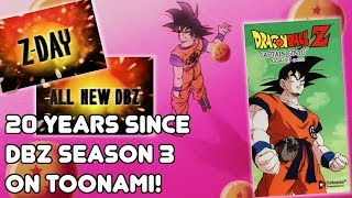 20 Years Since Toonami's Z-Day! 10 Things You Need to Know About DBZ Season 3