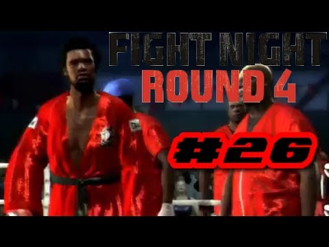 Fight Night Round 4 PS3 Gameplay Legacy Mode Ep.26 (250,000 Views Special)