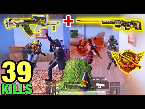 Download BEST GAMEPLAY with GROZA + AWM   CROWN 1 Tier SOLO vs SQUAD   TACAZ  PUBG MOBILE HD Mp4 3GP Video and MP3