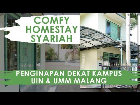 Comfy Homestay – Penginapan Dekat UMM dan UIN Malang