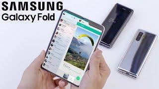 Samsung создала будущее смартфонов! Xiaomi Mi9 - флагман года и сгибаемый Huawei