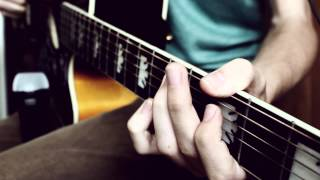The XX - VCR (acoustic guitar cover)