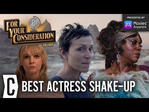 Oscars 2021: Best Actress Battle Royale Brewing Following SAG Awards