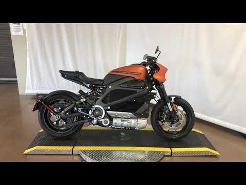 2020 Harley-Davidson® LiveWire™ ELW