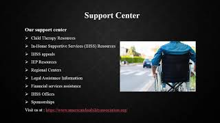 IHSS Ca with America Disability