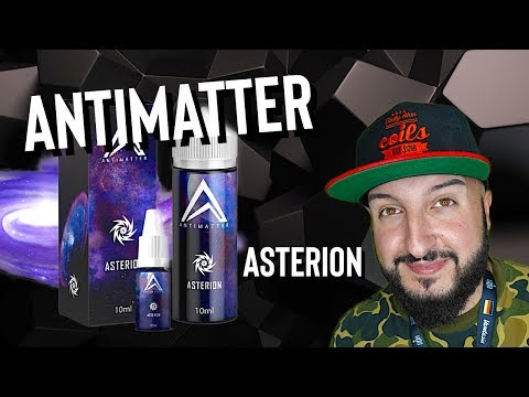 YouTube Video zu Antimatter Asterion Refill Aroma 10 ml by MustHave