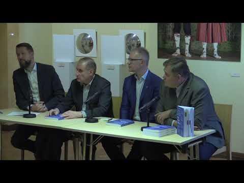 Parlamendiajakirja Riigikogu Toimetised esitlus, 07.12.2018