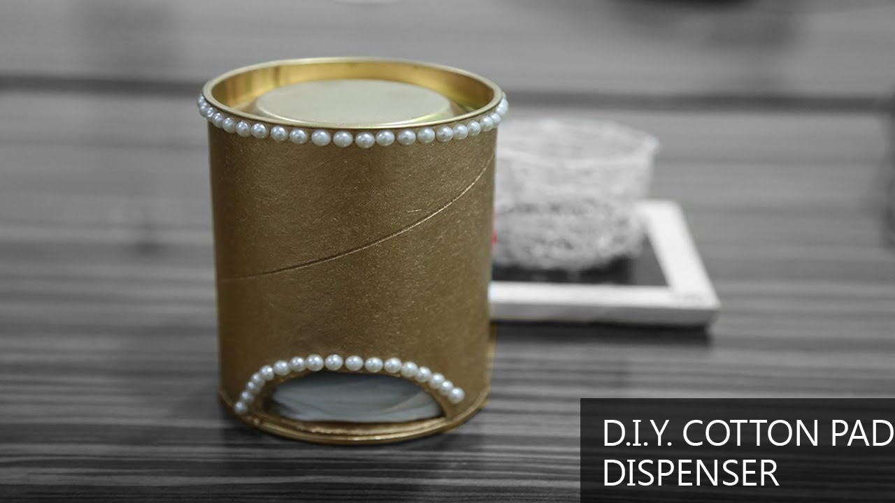 diy-cotton-pad-dispenser