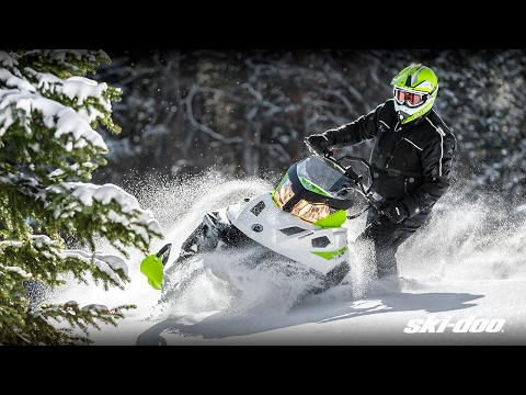 2018 Ski-Doo Skandic WT 600 HO E-TEC in Colebrook, New Hampshire