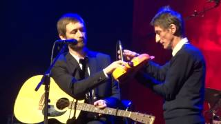 Songs of Love (featuring 'Cat Organ') - The Divine Comedy (Dublin, 27/02/2017)
