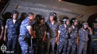 НОВОСТИ  Армения   երեկոյան 21.00֊ի սահմաններում Խորենացի փողոցում։