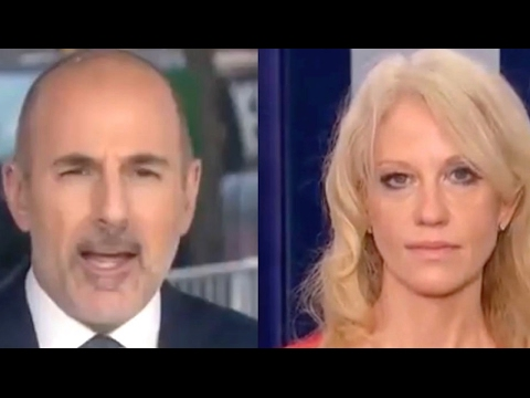 Kellyanne Conway Can't Take Much More Of This...