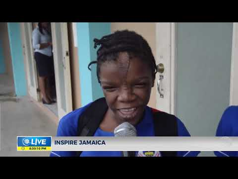 CVM LIVE - Inspired Jamaica - January 18, 2019