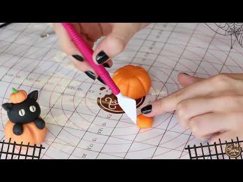 """Tutorial: Modellierung für Halloween """"Schwarze Katze"""""""