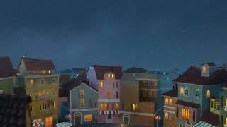 Uska Hi Banana || Arijit Singh || 3D Animation || Hindi Love Songs