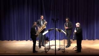 Kenari Quartet - Tetrax by Aaron Travers